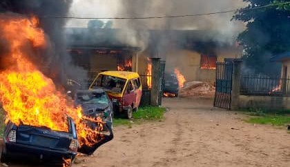 Abia Govt Imposes 24 Hour Curfew after Attack on Police Station