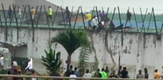 Benin Prison Break