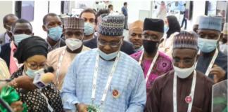 Dr Pantami Unveils Nigeria's Pavillion at GITEX 2020 in Dubai