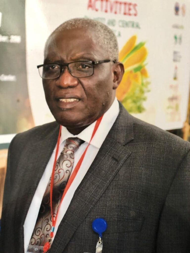 Prof Olufemi Peter Elected VC National Open University of Nigeria