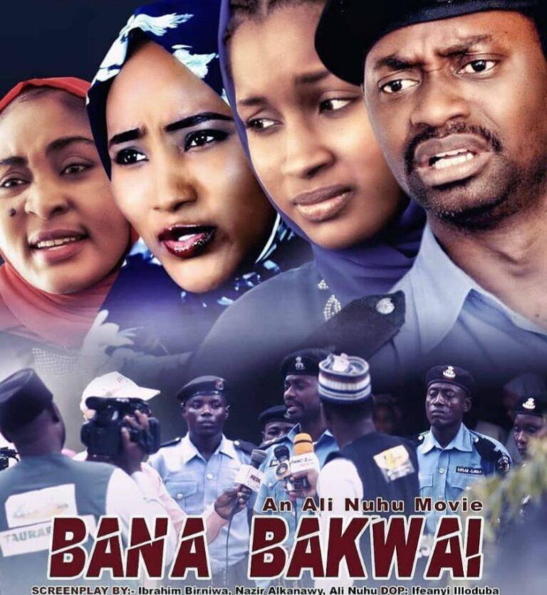"Ali Nuhu Releases Action-Packed thriller ""Bana Bakwai"""
