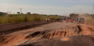 State of Abuja-kaduna-Kano Road