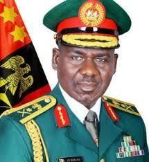 General Tukur Buratai Rtd former Chief of Army Staff