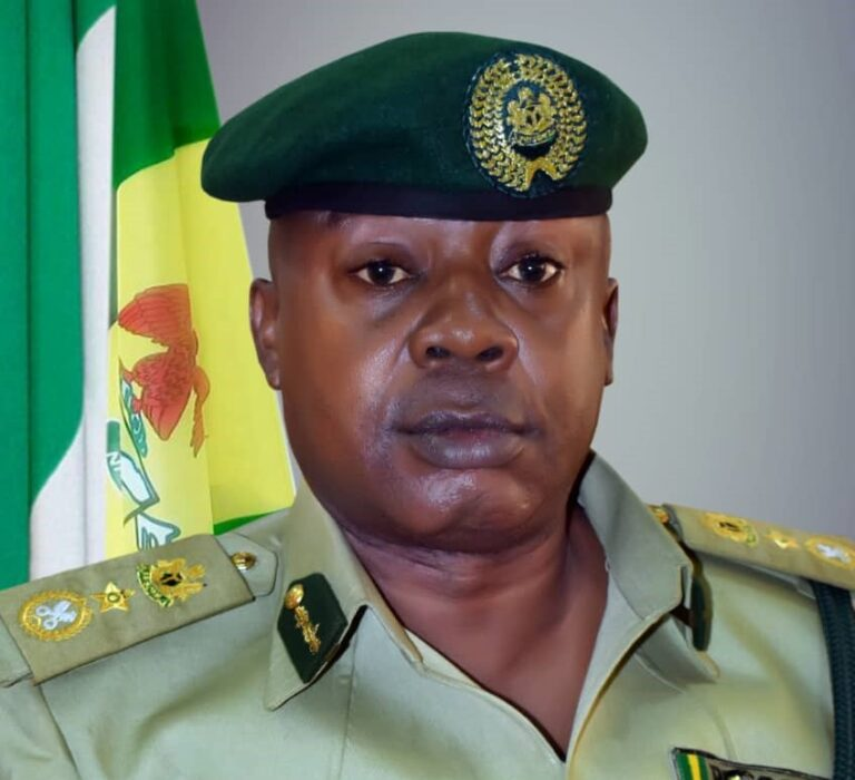 Kwara NCoS Commissions Two Non Custodial Office Complex