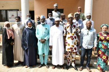 IMPR Board Members and Staff at a Retreat in Abuja
