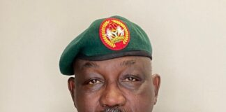 Brigadier General Mohammed M Yerima, Nigerian Army Spokesperson