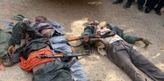 Katsina armed bandits