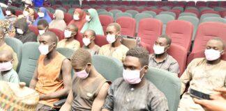 Freed Kidnap Victims
