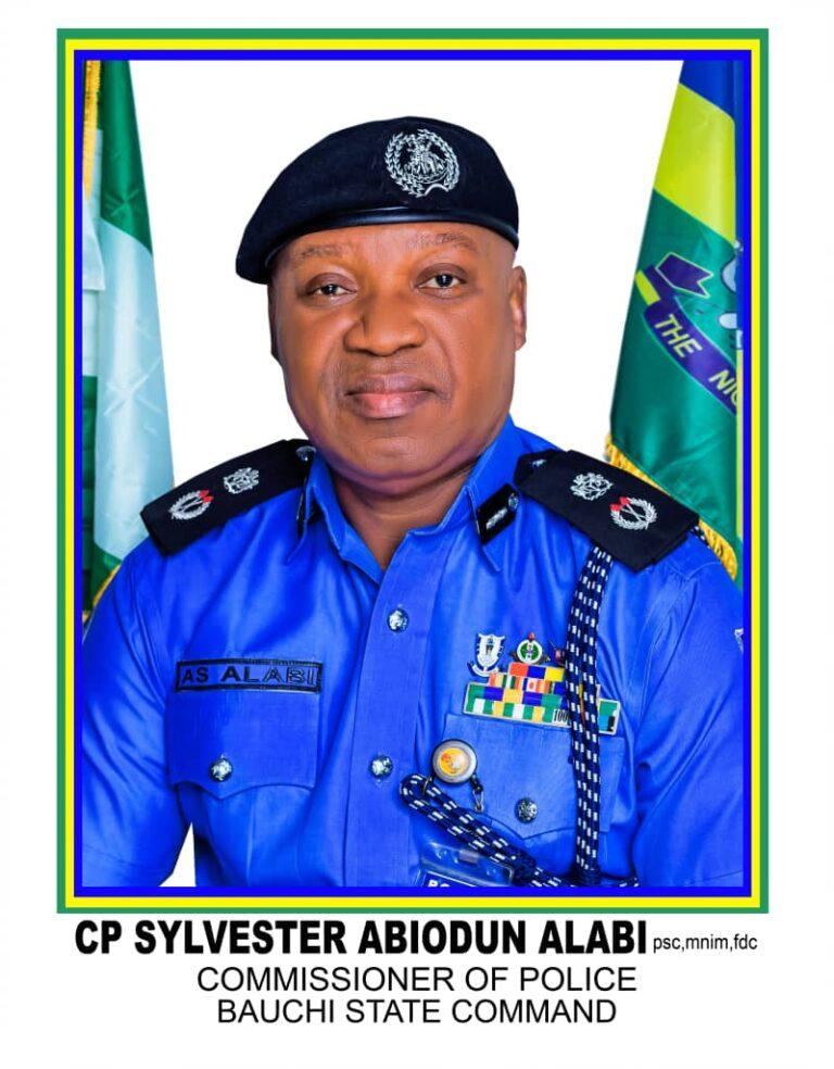Bauchi Police Receive New CP Sylvester Alabi, Zamfara Police Debunk Video of Attack on Station
