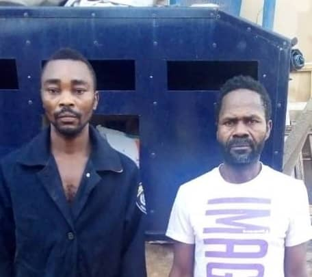 Photo: The Ugly Face of Anambra Gang Rapists and the story