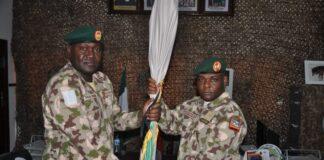 Brig Gen Abdulwahab Eyitayo takes over from Maj Gen Abdul Khalifa