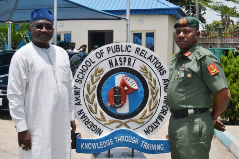 NIPR Commends NASPRI for Professionalism in PR Training