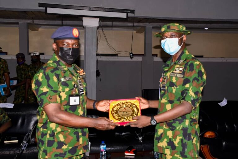 DHQ Takes Lead in Joint Military Operations, Says Air Marshal Amao