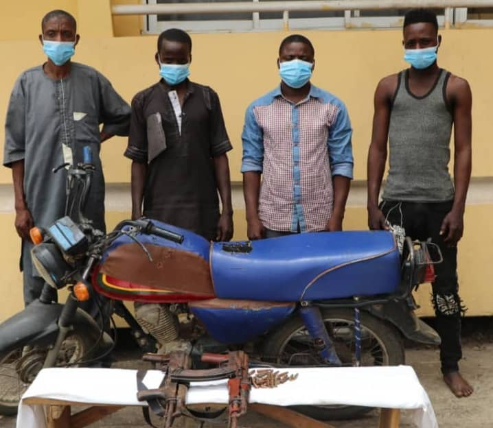 FCT Police Nabs More Notorious Kidnappers