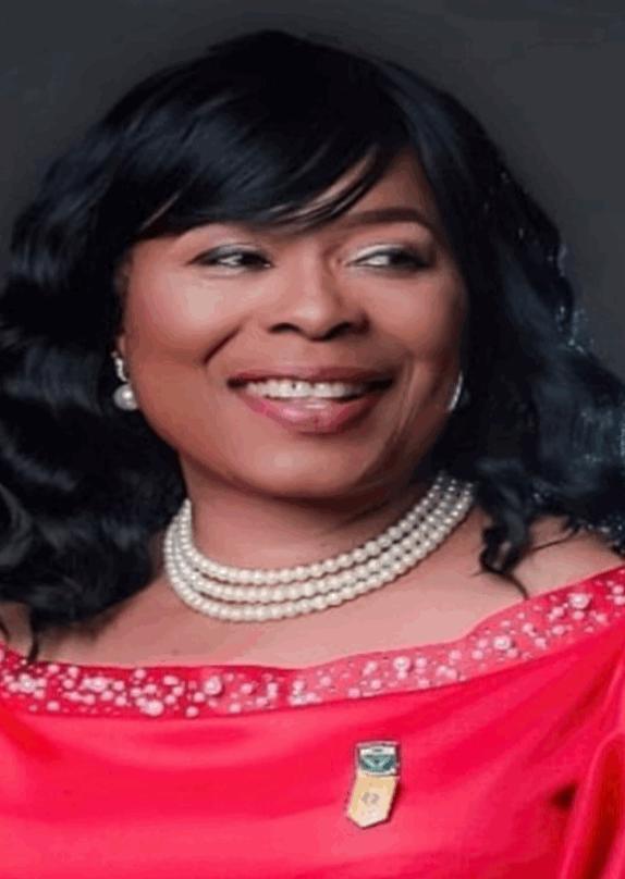 Comfort Olujumoke Eyitayo Elected ICAN President