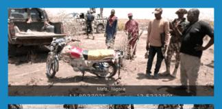 Nigerian troops attack terrorists at Mafa