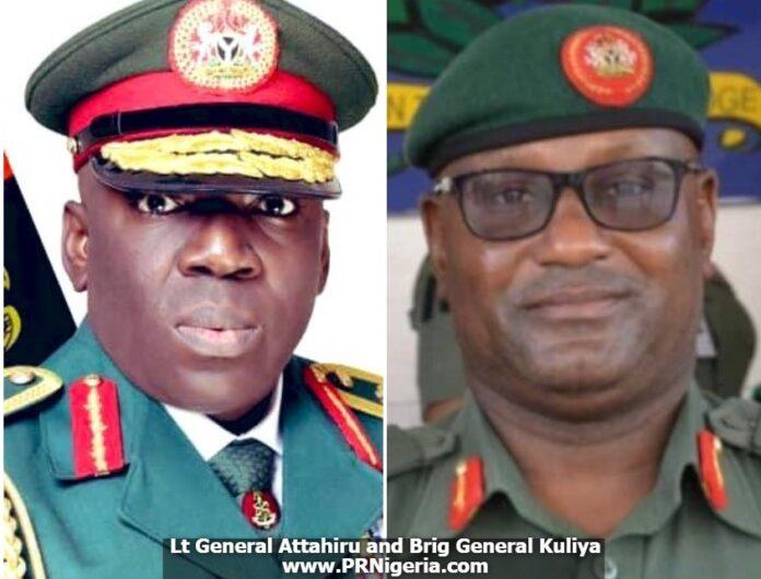 Generals Attahiru Kuliya
