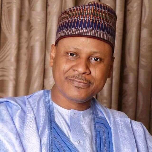 Buhari greets media guru, Muhammed Idris, at 55