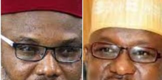 Kanu of IPOB and Gulak of Nigeria