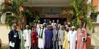 Cross section of (NEC) of the Alumni Association of the National Institute (AANI