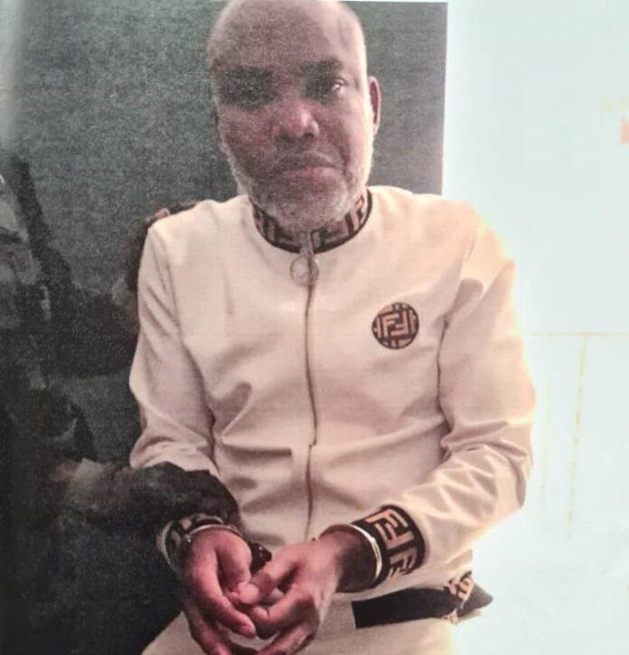 Kanu of IPOB Arrested