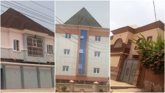 Properties in Zungeru Road axis Kano