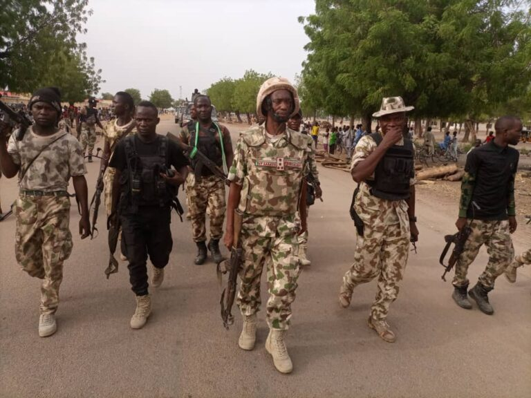 Gen. Agwai, Experts Raise concerns Over Increased Foreign Military Presence in Africa