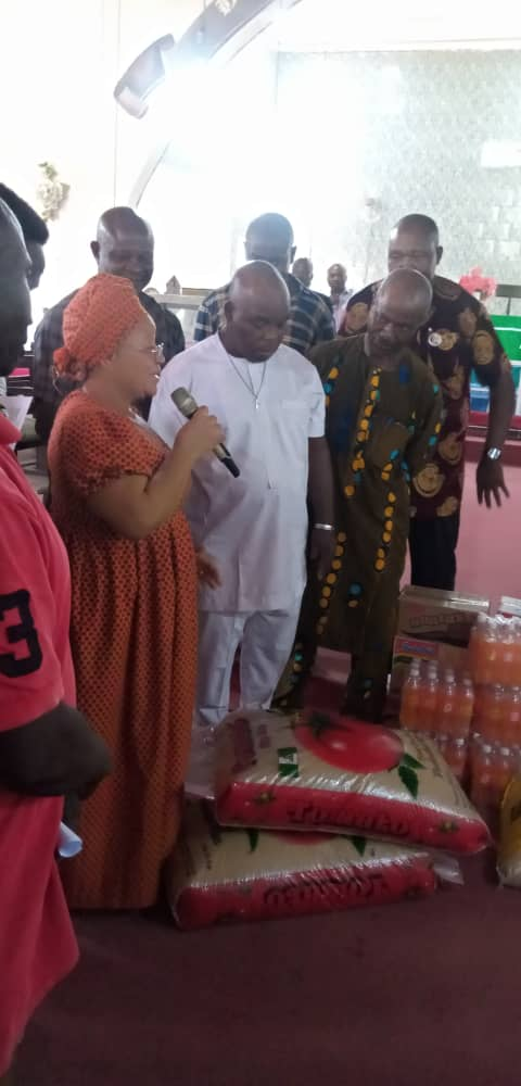 Igbos Hold Prayer For Peace In Borno, Donates To IDPs, Widows
