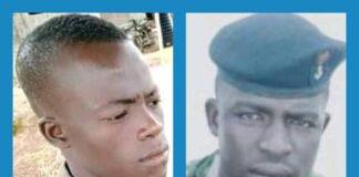 Late Private Salisu Rabiu and Seaman Bilal Mohammed