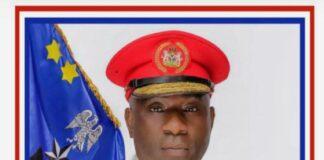 Gen Hassan Ahmed