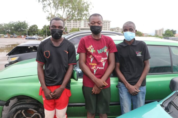 One-Chance Robbers in FCT