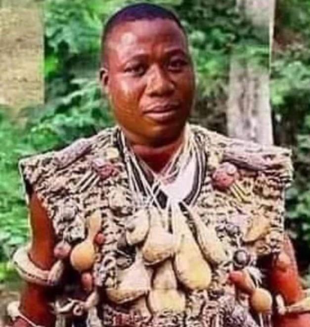 Sunday Igboho of Yoruba Odua Nation