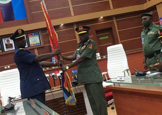 General Benjamin Sawyer Takes over as DDI