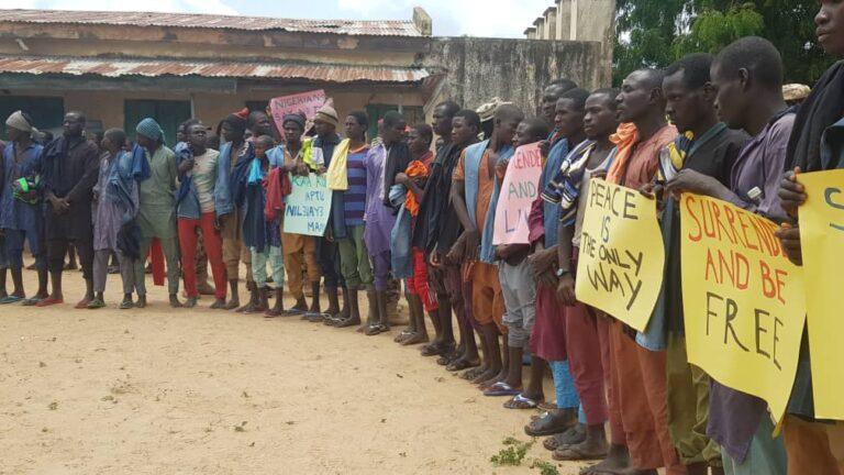How Nigerian Military is Managing Surrendered Boko Haram Members- Gen Christopher Musa