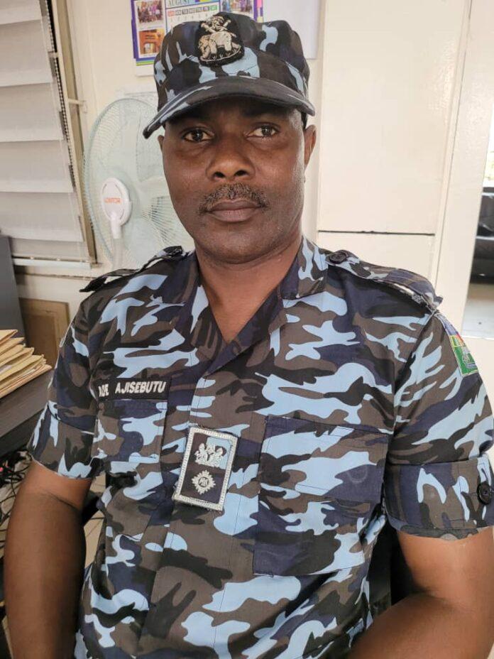 Police Spokesperson Adejobi