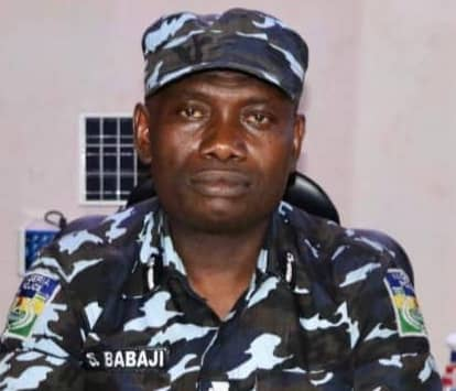 CP Babaji SundayFCT Commissioner of Police