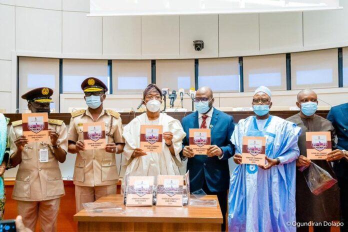 NIS Nigeria Immigration Event
