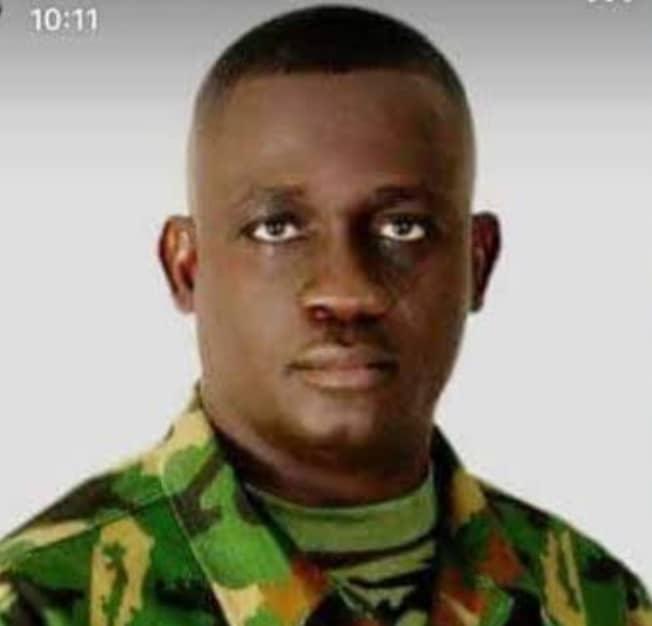 late Col Ibrahim Sakaba
