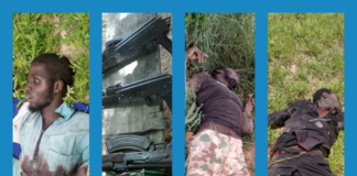 MNJTF Eliminates ISWAP Terrorists at Gajiram-Monguno axis
