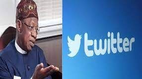 Lai Mohammed and Twitter