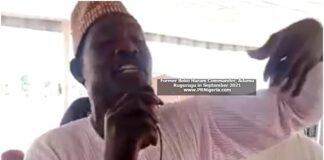 Adamu Rugurugu Former Boko Haram Commander