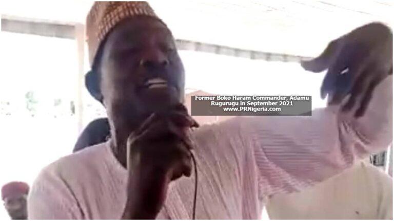 Dreaded Boko Haram Leaders Sending Us to Die in Battlefields-Adamu Ruguru, Ex-Terrorists' Commander