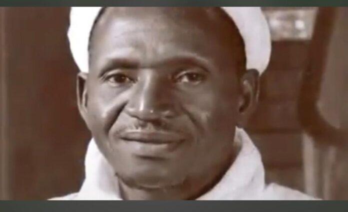 Alh. Musa Yar'Adua, Ex-minister of Lagos and Father of Ex- president Umar Musa Yar'Adua