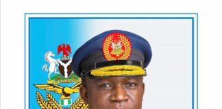 Air Marshal Amao NAF Air Chief