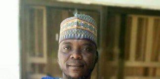 Late Babagana Ahmed Gaidam