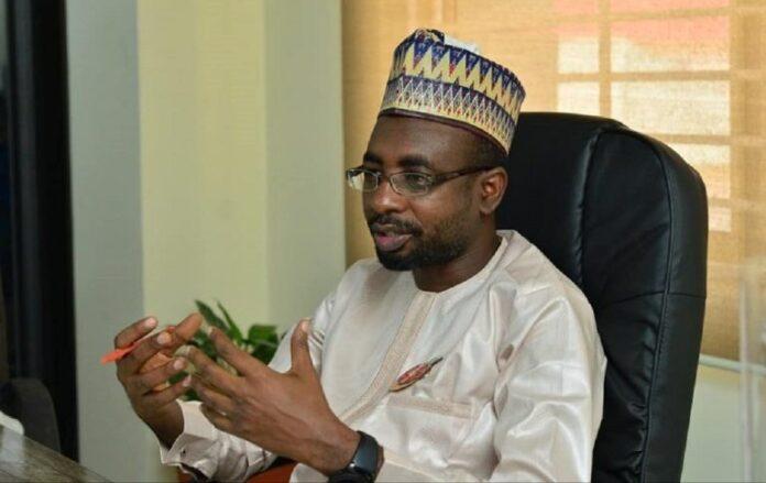 Mal. Kashifu Inuwa Abdullahi, Director General, NITDA