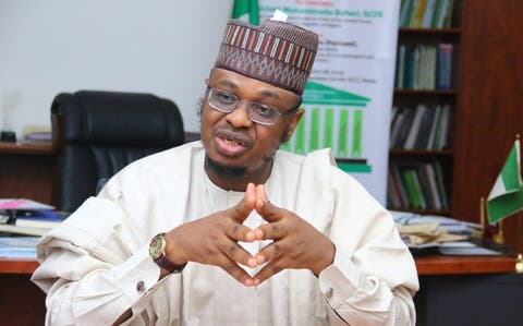 Dr. Isa Ali Ibrahim Pantami, Minister of Communication and Digital Economy