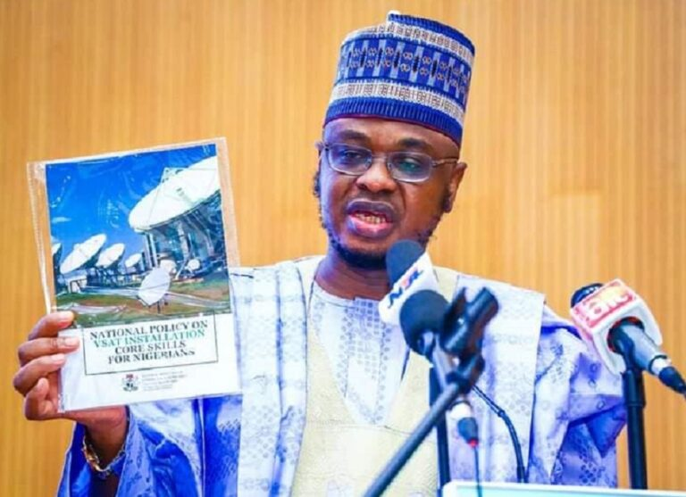 Pantami Unveils National Policy On VSAT