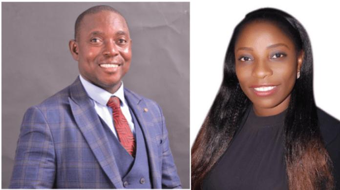 Global teacher prize: Olusegun Adeniyi and Adeola Olufemi