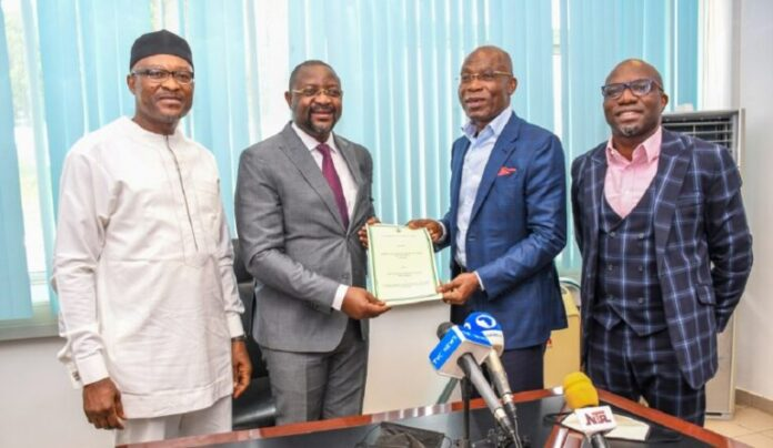 Konga, Nigeria's leading composite e-commerce giant, has been applauded by the Sunday Dare, minister of Youths and Sports